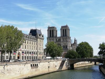 家族旅行記、夏休みは、家族で初のおパリへ 四日目 最終日