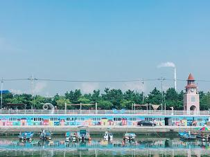 ひとり釜山と、長林浦口(チャンリムポグ)