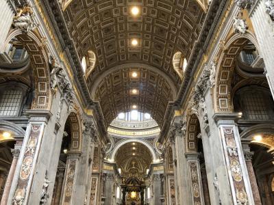 憧れの国・イタリアへ✩ミラノ~フィレンツェ~ローマを巡った2019GW✩ローマ3日目・最終日
