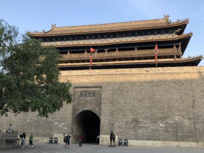 念願の兵馬俑 城壁の西安の街を歩く