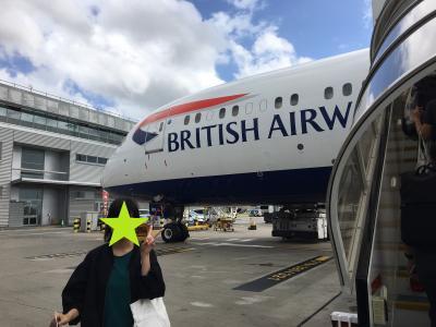 母娘3人はじめてのイギリス・ロンドン。個人手配海外旅行その⑤。帰国に向けていろいろと。