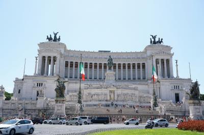 イタリア旅行 2019年8月 ⑨ Roma、帰国