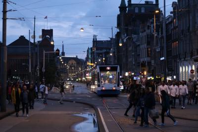 2019 夏休み その3 アムステルダムへの移動から帰国まで