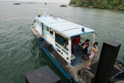 そうだシンガポール行こう、離島ウビン島&良き時代のシンガポールと食べ歩き、まさかの??ホーチミン一泊のおまけ付