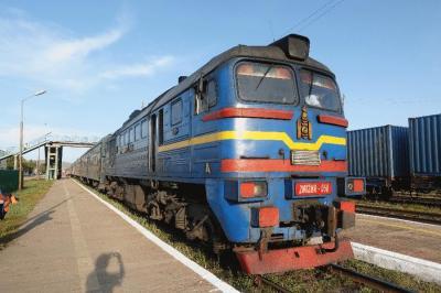 中国→モンゴル、シベリア鉄道の旅