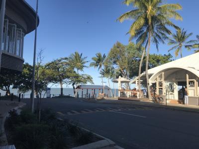 オーストラリア ケアンズ トリニティビーチこだわり節約個人旅行