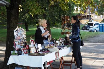 9月 バルト3国の旅 ②リトアニア 首都・ヴィリニュス旧市街