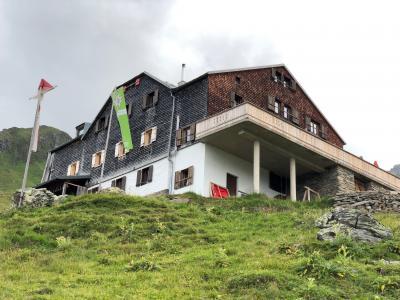 2019 チロルでハイキング三昧!ウィーンで博物館めぐり♪(8)再挑戦!エーデルヒュッテへ登山ハイキング