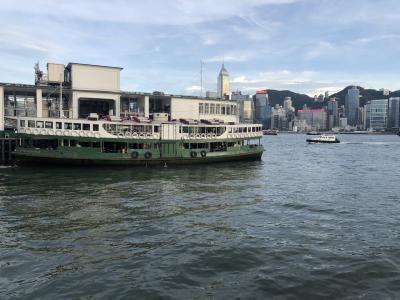 2019年8月香港その1
