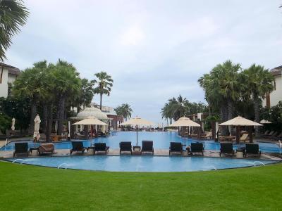 ホアヒン&バンコク一人旅! クラブインターコンチネンタルでホテルステイを満喫。ホアヒン1日目・2日目