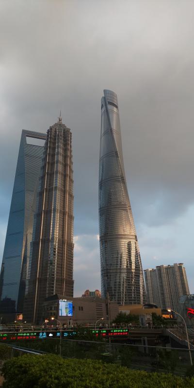 母娘二人旅 二度目の上海 今回のメインはニーハオミッキー   上海街歩き編