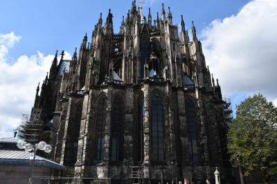ケルン、大聖堂の街