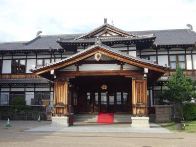 奈良ホテルに泊まりに行く