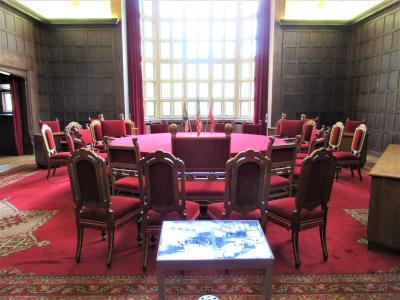 ドイツ周遊の旅⑤ 4日目:ポツダム宣言の舞台「ツェツィーリエンホーフ宮殿」