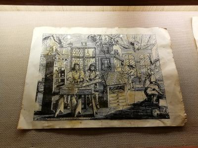 揚州中国彫版印刷博物館♪グーテンベルグの展示♪製紙技術はシリアからドイツに伝わった♪2019年6月中国 揚州・鎮江7泊8日(個人旅行)98
