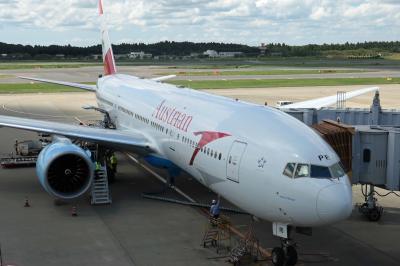 オーストリア航空ビジネス、東京~ウイーン便体験