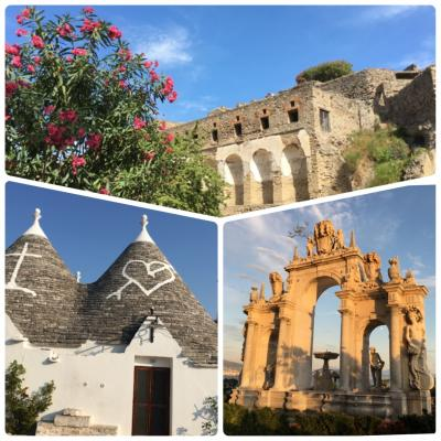 素敵な南イタリア6日間(2) ・JGC素敵なものを探して その4