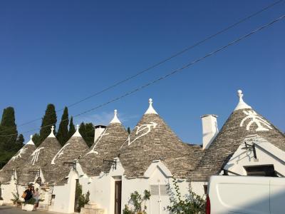 素敵な南イタリア6日間(4) ・JGC素敵なものを探して その4