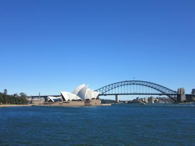 オーストラリア旅行(シドニー~メルボルン)