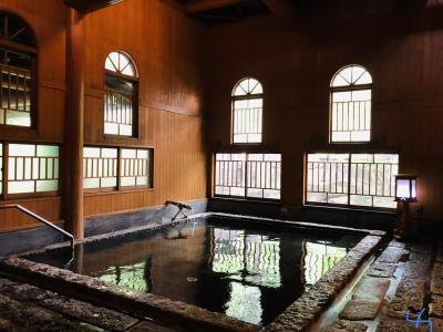 2年ぶりに多郎兵衛旅館で温泉成分チャージ