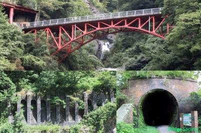 ◆北小谷~糸魚川 大糸線沿線の橋梁等を巡る旅◆その2