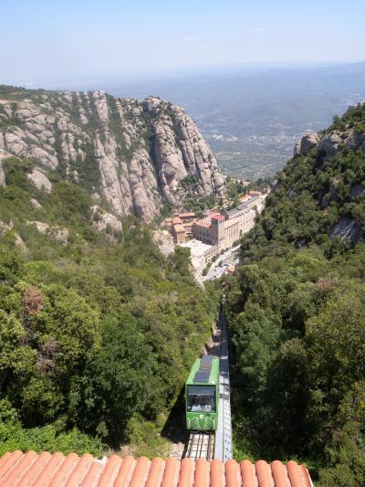 スペイン 初バルセロナ④~自力でモンセラットの日帰り旅~