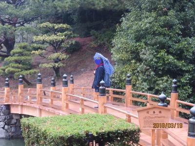 一泊二日の香川旅① 栗林公園散策・うどんハシゴ・鬼ヶ島で鬼退治