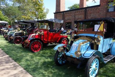 ヘンリー・フォードでミュージアムとオールドカーフェスティバル