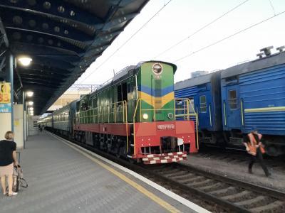Kiev 2019_08 旅行記2