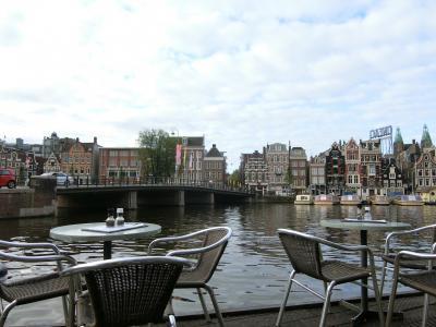 アムステルダム帰国日!母娘2人で最後の4時間散歩 ♪♪
