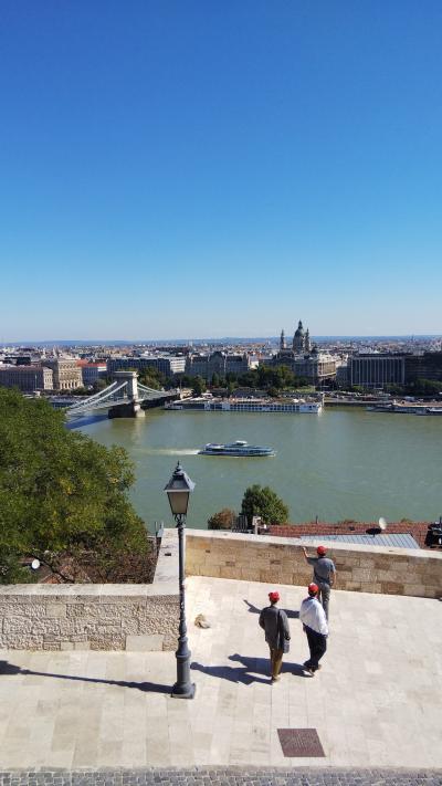 よろめきの強行日程で煌めきのブダペスト一人旅1