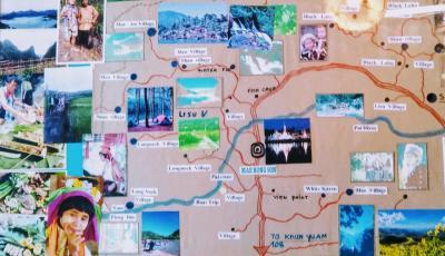 パドゥン・カレン族の村を訪ねて~メーホンソーンへの旅~【3日目】