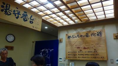 三重県伊賀市 島ヶ原温泉「やぶっちゃの湯」入浴記。