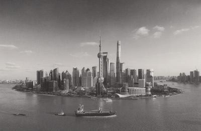 太原から日本への帰途、上海を再訪する ― 街歩きは楽し、食も楽し