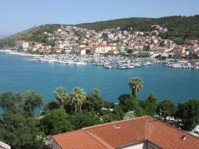 麗しきクロアチア③古都トロギール