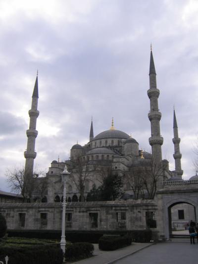 2泊3日イスタンブール出張記録