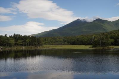 知床ウトロ温泉2泊レンタカー旅2/2(知床5湖、カムイワッカ湯の滝、オロンコ岩)