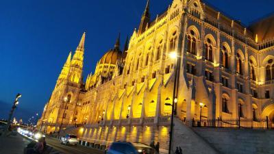 よろめきの強行日程で煌めきのブダペスト一人旅2