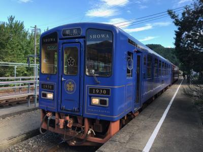 初の鳥取&島根旅行☆初日の午後は若桜鉄道で行ったり来たり【鳥取後篇】