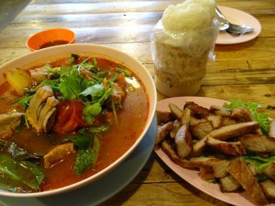 タイのB級グルメ / 本当においしくってドはまりしてしまったタイの料理屋ベスト10 / なんとラオスからもランクイン!