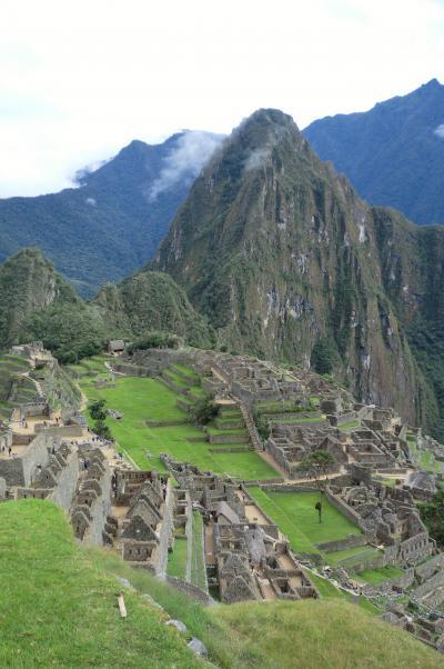 南米大陸三大絶景を巡る旅(5)空中都市マチュピチュの絶景