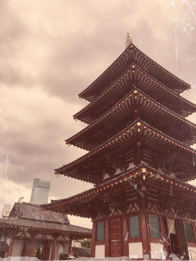 日本一長い商店街から(今のところ)日本一高いビルへ♪ 大阪ぶらり街歩き