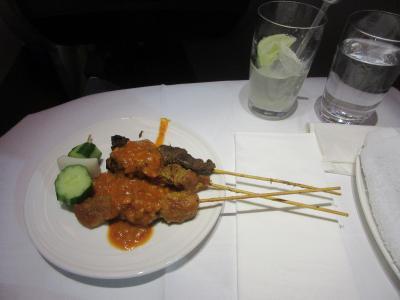 マレーシア航空 A350ビジネスクラス 成田からクアラルンプール
