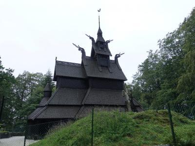 2019夏の北欧その7~ベルゲン前半・ファントフトのスターブ教会とブリッゲン、魚市場