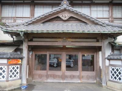 伊東温泉と宿泊した山喜旅館
