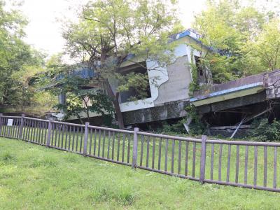 雨と涙の北海道 洞爺湖~新千歳(3)