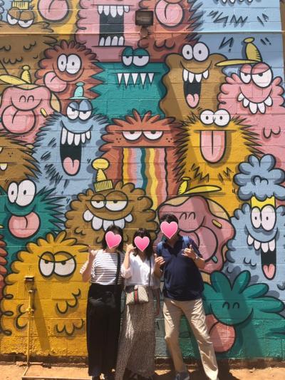 2019 ハワイの夏休み② 3日目~4日目☆カカアコのウォールアートとパールハーバー