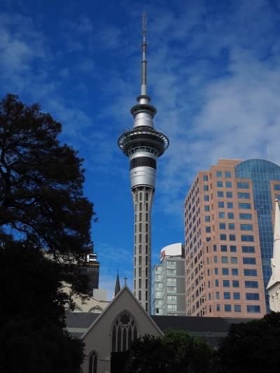 夏のニュージーランド!まったりオークランド!【初日前編:初ニュージーランド航空&オシャレカフェ】