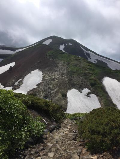 2019東北遠征中編、乳頭温泉郷鶴の湯宿泊と秋田駒ヶ岳登山