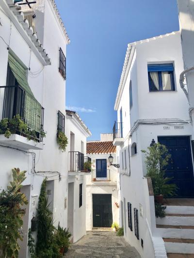 中高年母娘のスペイン(マドリード・アンダルシア)ゆるり旅1/3  ~白い村ミハスにうっとり♪~